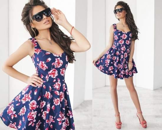 летние платья 63
