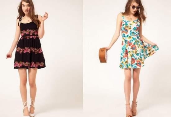 летние платья 65
