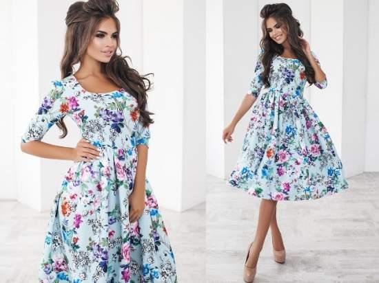 летние платья 66