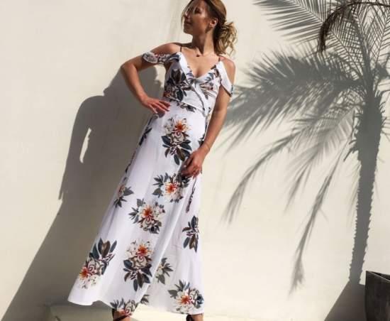 летние платья 69