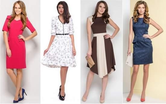 летние платья 7