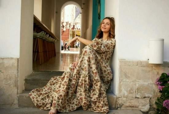 летние платья 73