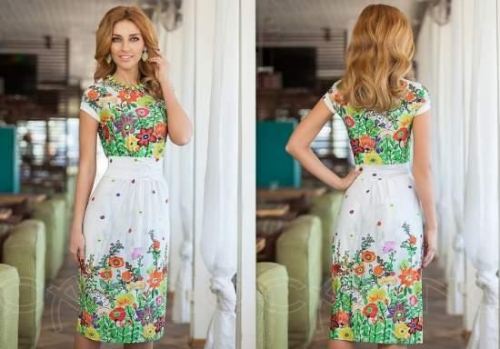 летние платья 78