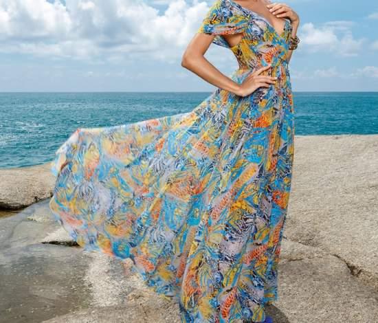 летние платья 79