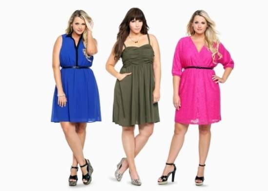 летние платья 8