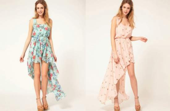 летние платья 84