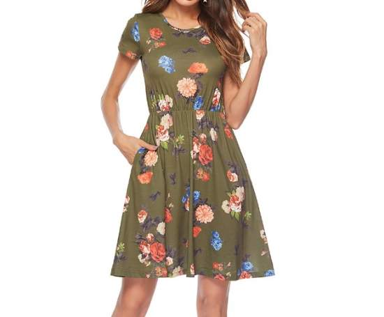 летние платья 88