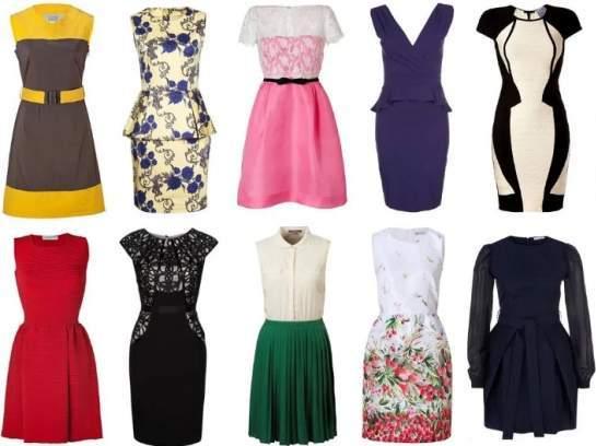 летние платья 9