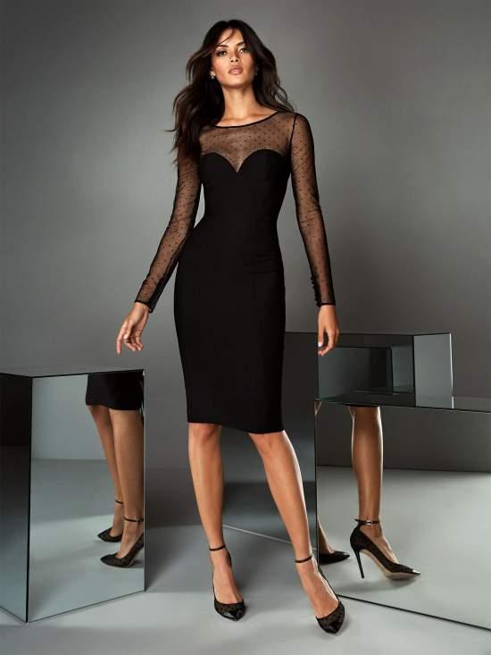 коктейльные платья 1