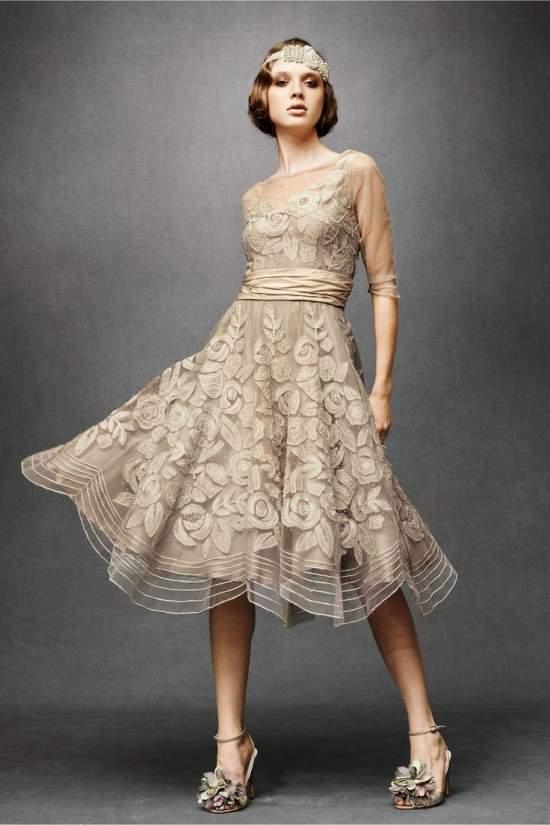 коктейльные платья 13