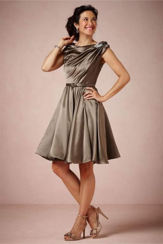 коктейльные платья 15