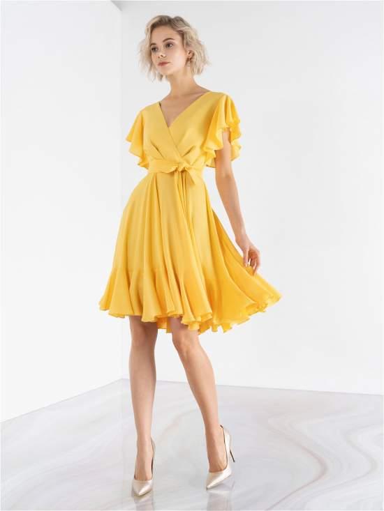 коктейльные платья 20