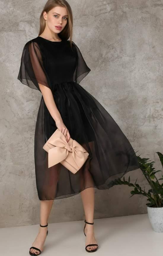 коктейльные платья 4