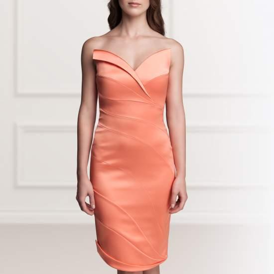 коктейльные платья 74
