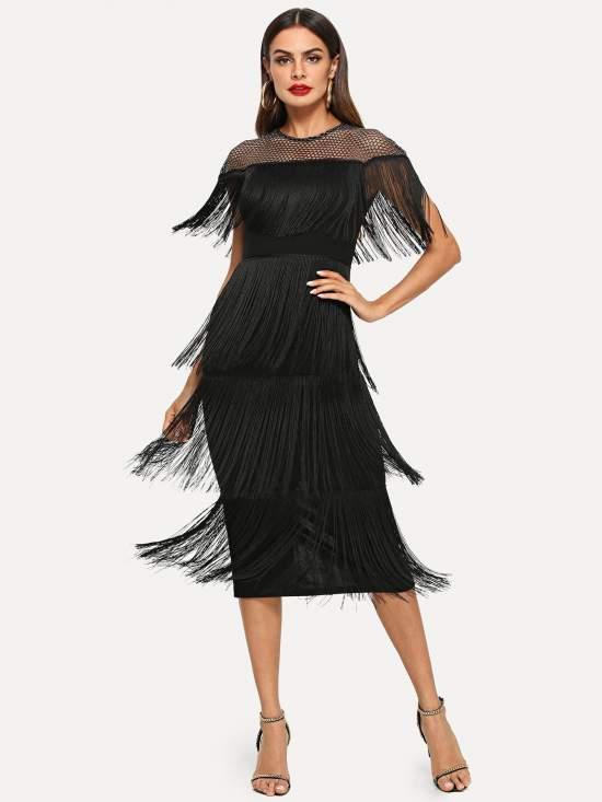 коктейльные платья 82