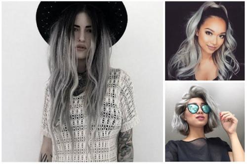 Модные стрижки с челкой 2017 - фото