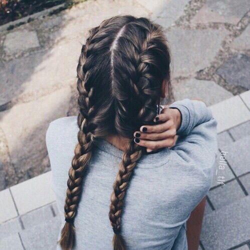 Красивые и модные косы весна-лето 2017: будь в тренде!