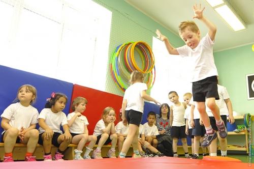 Преимущества записи в детскую спортивную школу