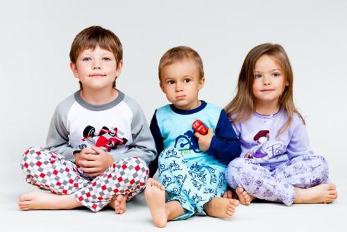 Ребенок полюбит сон с детской пижамой от компании olioli.com.ua