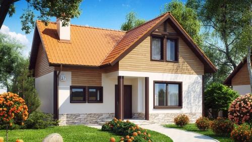 Компания usadba.in.ua построит вам дачный дом вашей мечты