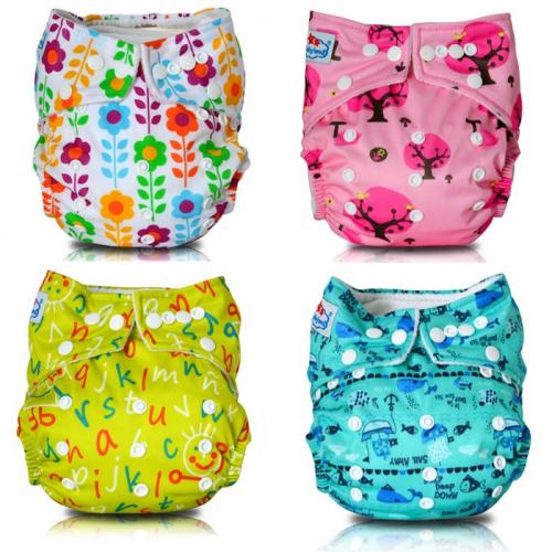 Приемлемые цены на подгузники от интернет-магазина nanbaby.ru
