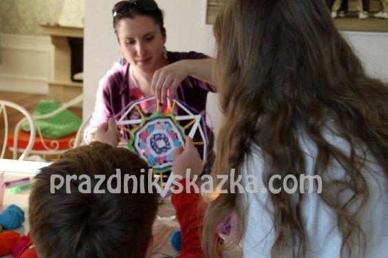 Выездные мастер классы и квесты для детей