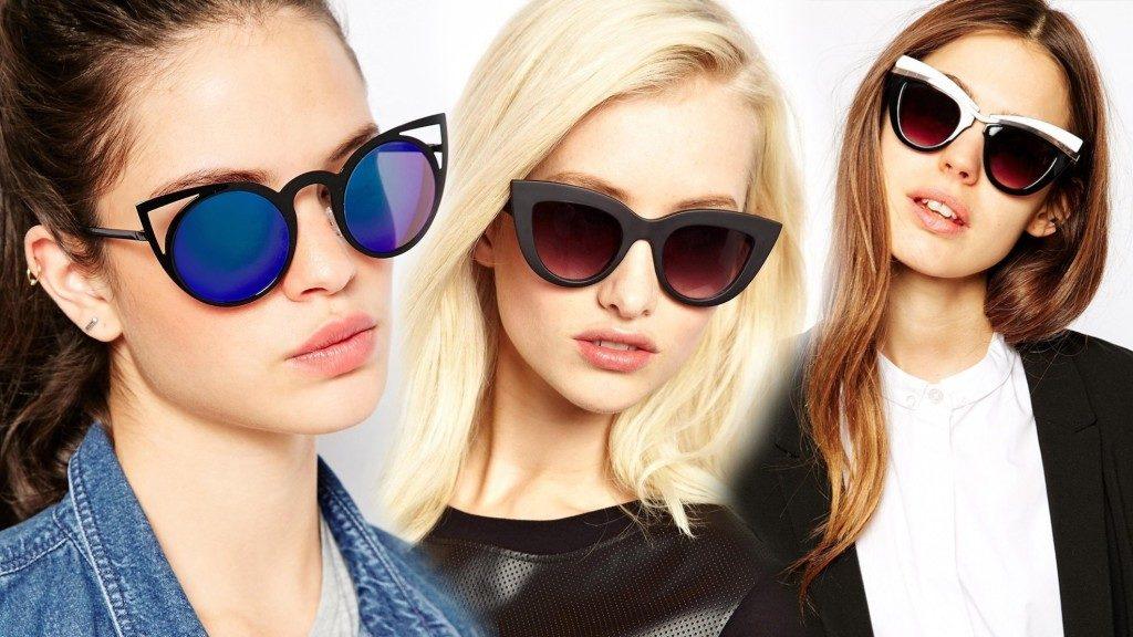 Самые модные женские солнцезащитные очки 2019 года