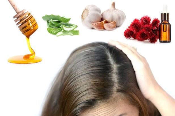 Эффективные рецепты от выпадения волос