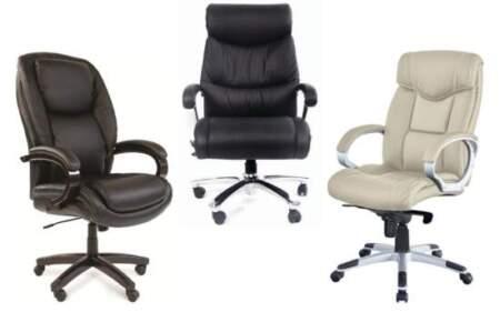 Как выбрать компьютерное кресло для администратора салона красоты?